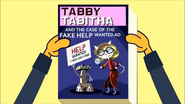 Tabby Tabitha and the Case Of the Fake Help Wanted Ad