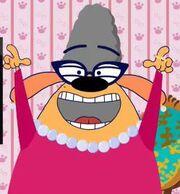 Grandma ruff