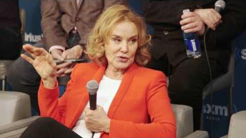 Jessica Lange's connection to her Feud character Joan Crawford Entertainment Weekly Radio