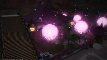 Haus von Violette Dragen.