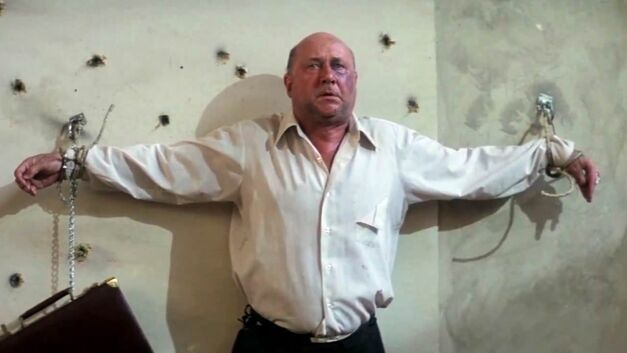 Donald Pleasance Escape From New York
