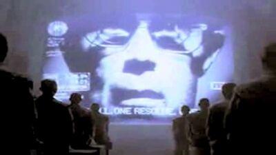 Ridley Scott's Infamous Apple Commercial