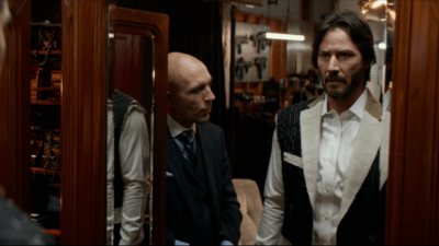 'John Wick: Chapter 2' Clip - John Suits Up