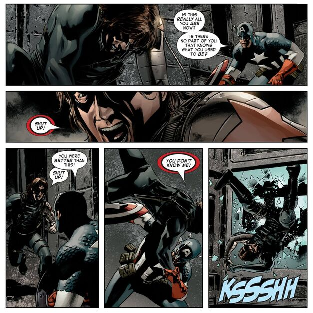 Captain America Winter Soldier Bucky Barnes 002