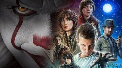 How 'Stranger Things' Was Inspired By 'IT'