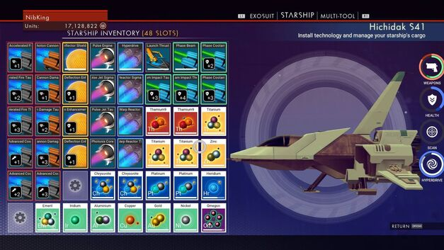 new nms ship
