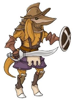 Bangaa Gladiator