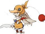 Chocobo Knight