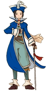 Hume Blue Mage