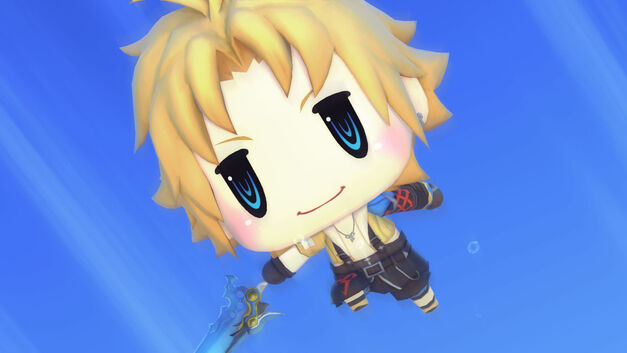 World of Final Fantasy Character Guide