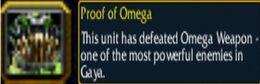 Symbol Of Omega