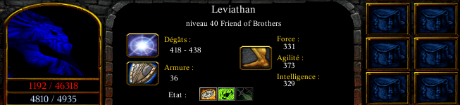 Leviathan friend of brothers