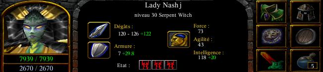 Lady nashj lv30