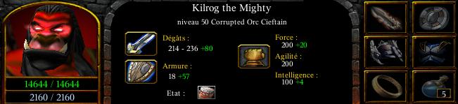 Kilrog the mighty