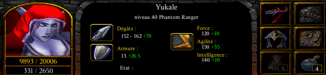 Yukale phantom ranger