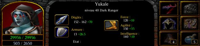 Yukale dark ranger