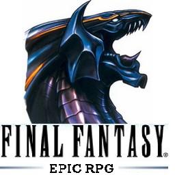 FinalFantasyEpicRPGLogo