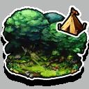 World-Bright Forest