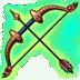 Icon-Rune Bow