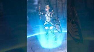 Charlotte (聖盾の騎士シャルロット) CG LB JP FFBE 10-10-18