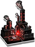World-Industrial City Dormdry
