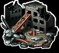 World-Vesta Ruins