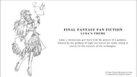 Final Fantasy XVIII - Luna's Theme
