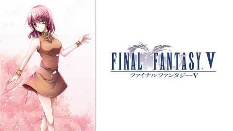 Final Fantasy V DS- Lenna's Theme