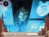 Akitaro Watanabe