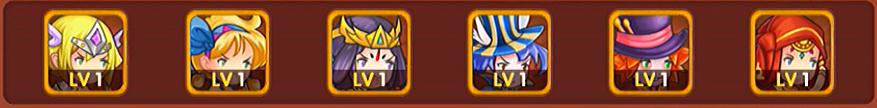Legendary Heroes 1