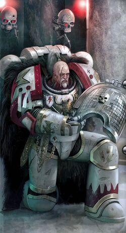 Deathwatch White Scar