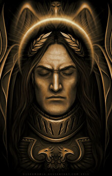 Emperor of mankind by d1sarmon1a-d8r46fh