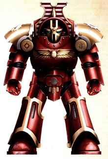 Thusand Sons Terminator Preheresy