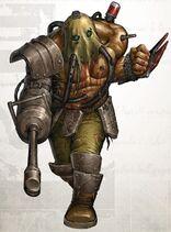 Stigmartus Ogryn Brute