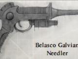 """Игольный пистолет """"Гальвианец"""""""