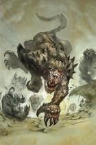 Cruorian War Beast
