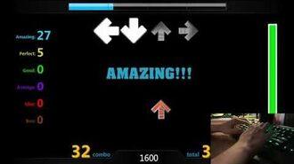 Tom Savini vs Greg Nicotero Heavy AAA (stepman5) - FFR Perfect Project