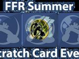 The FFR Summer Scratch Card Event
