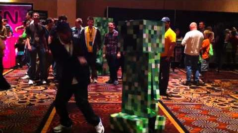 Creeper DANCE-OFF!