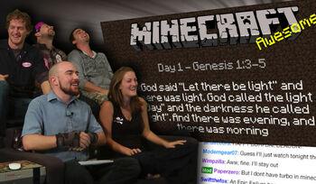 Minecraft genesis bt
