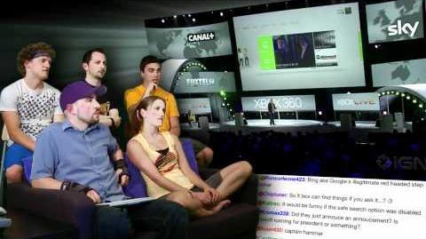 Kinect Ruins LIFE! - E3 2011 - Microsoft is BORING! - Part 6