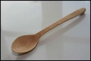 How-to-make-a-wooden-spoon-the-viking-way