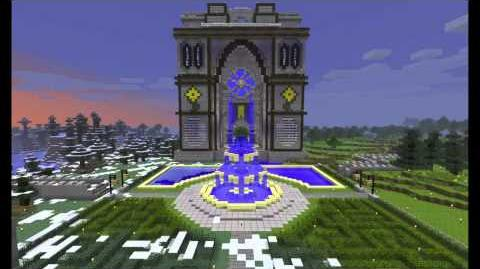 Minecraft AWESOME! The Empyrean's National Anthem