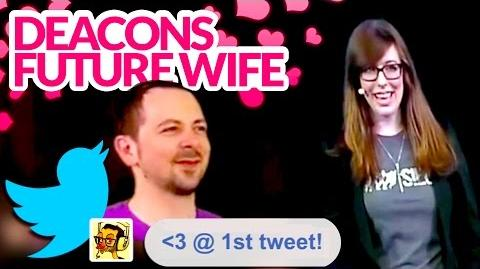 Deacons Wife - E3 2015 Genevieve Forget is AWESOME! - Video Games Awesome Highlight!