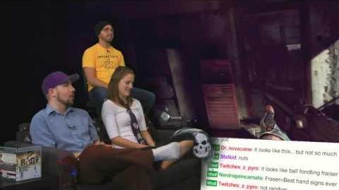 VGA highlights Cry School