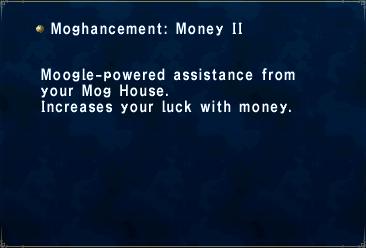 Moghancement Money II