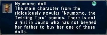 NyumomoDoll