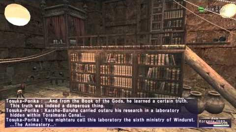 The Sixth Ministry/Plot Details