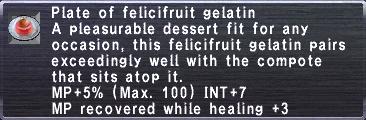 Felicifruit Gelatin