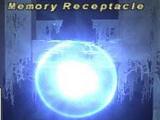 Memory Receptacle (Blue)